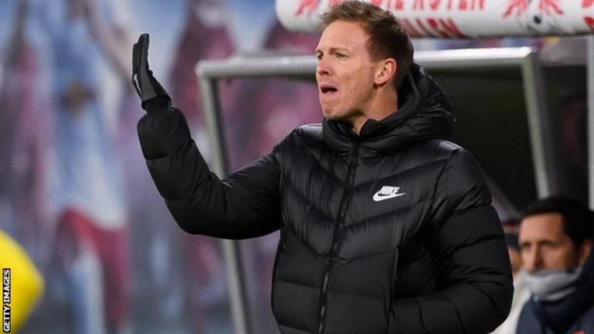 Bayern sign Nagelsmann