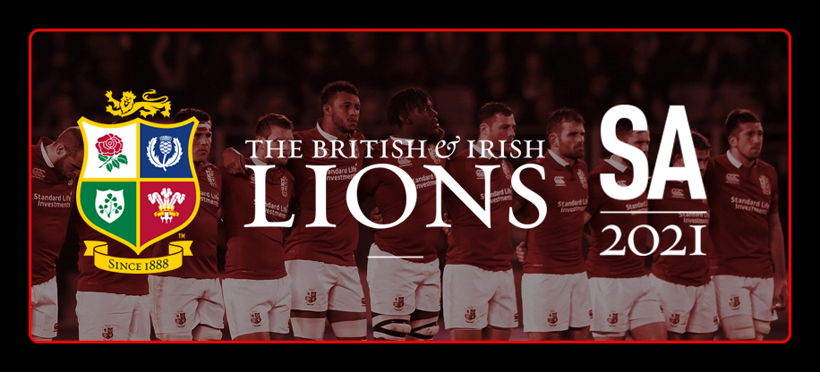 British Irish Lions Tour 2021
