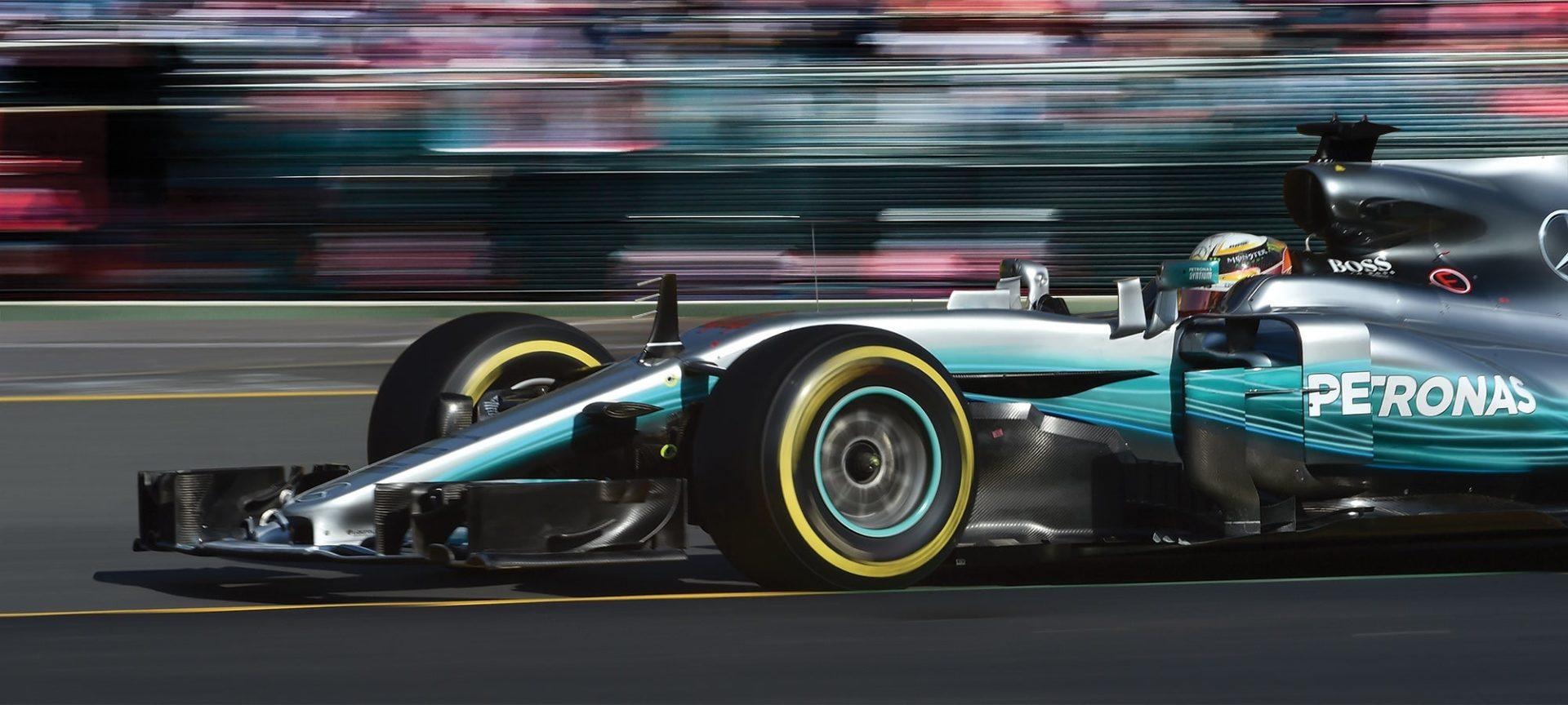 Electirc Era in F1