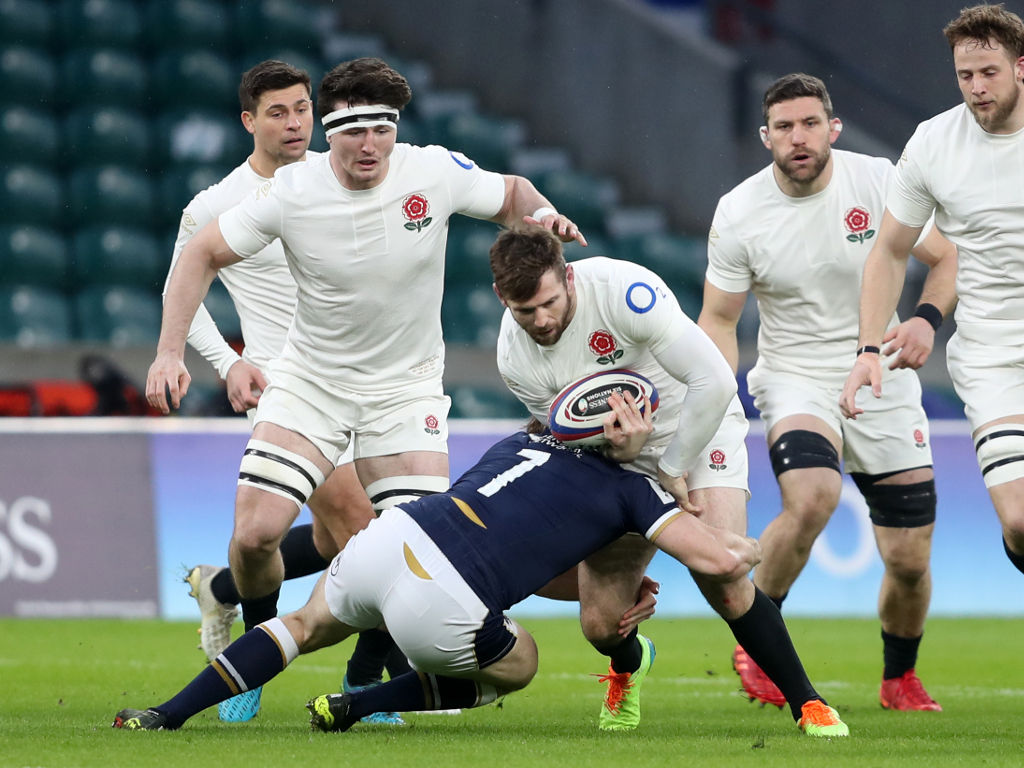England Rugby Team 2021