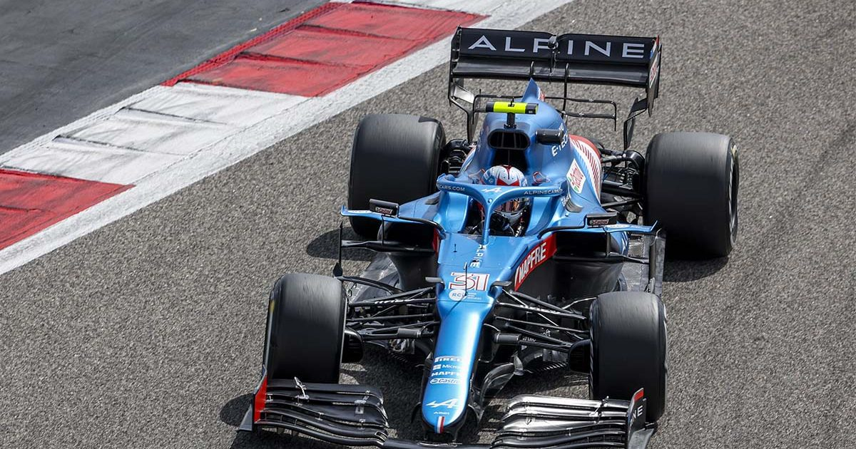 Ocon Outqualified Fernando Alonso At The Imola Grand Prix