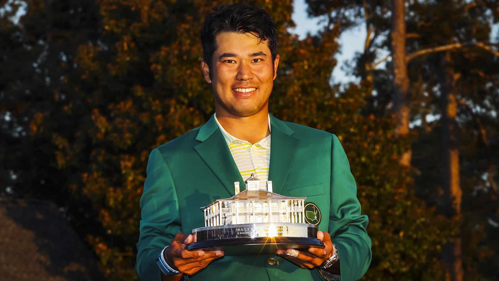 Matsuyama wins 2021 US Masters