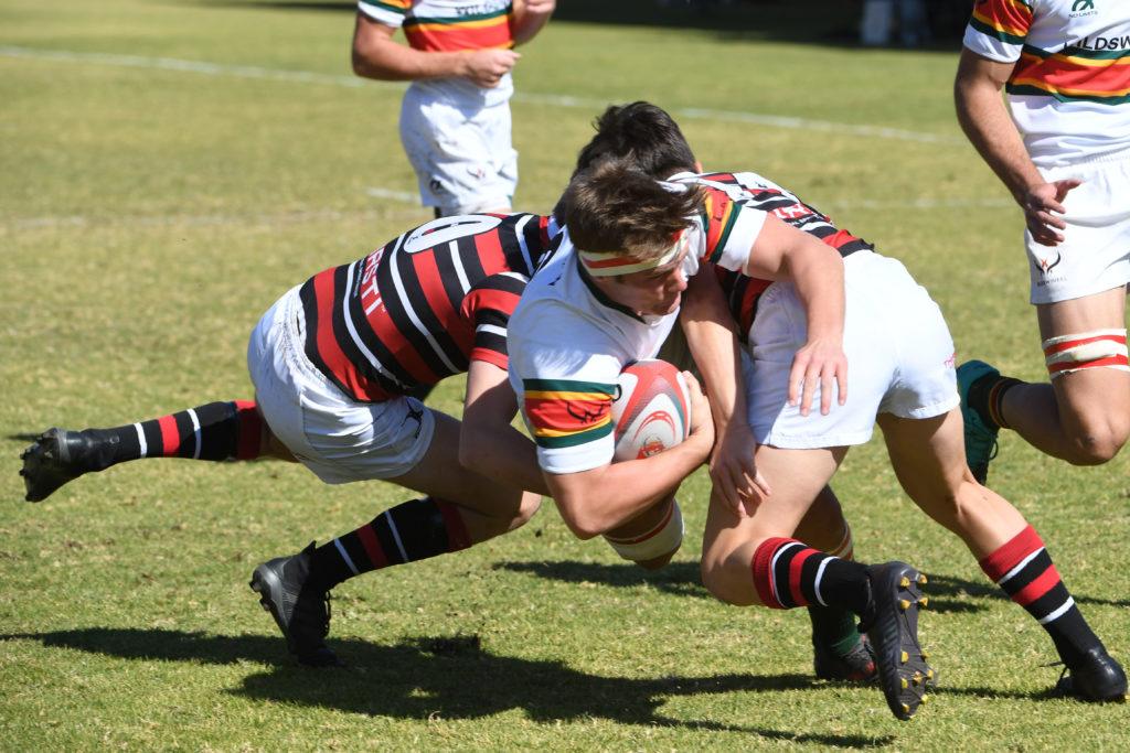 Affies V Pretoria Boys High On Supersport