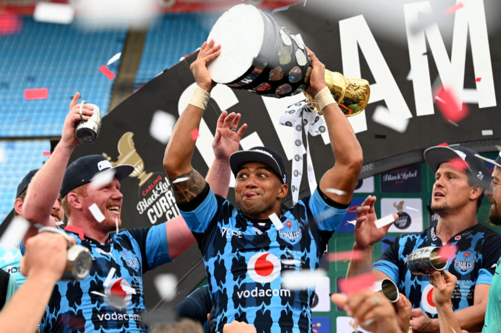 Blue Bulls Currie Cup Champions