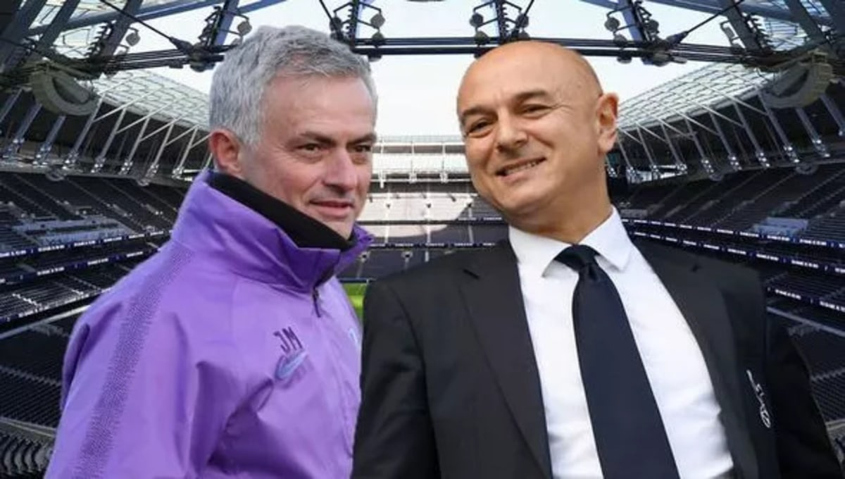 Jose sacked by Tottenham after a major fallout with the dressing room