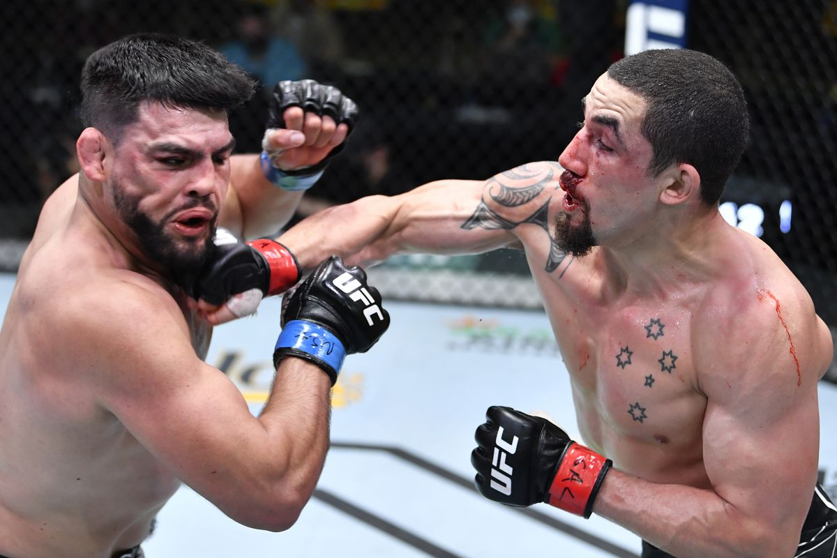 Whittaker vs. Gastelum UFC Fight Night Review