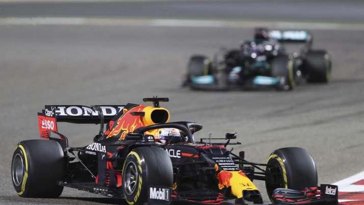Red Bull Was A Quicker Car Than Lewis Hamilton'S Mercedes