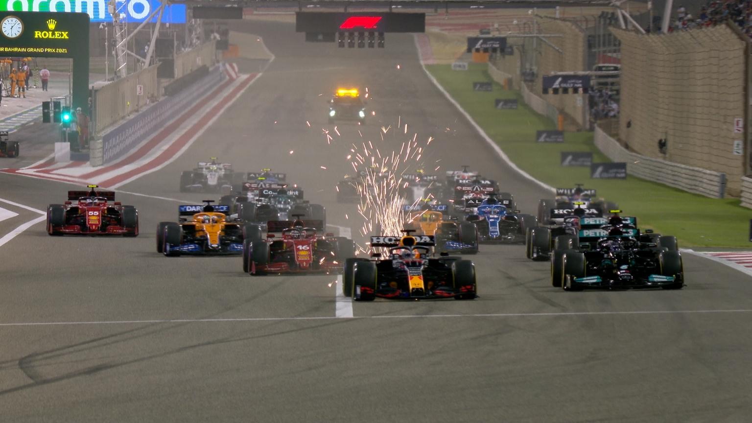 Formula 1 2021 Season