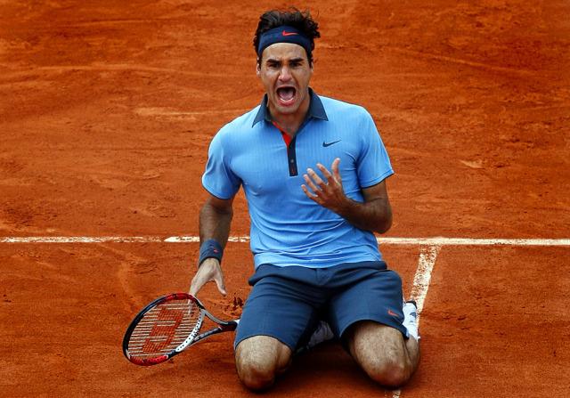 Dissecting Roger Federer's 20 Grand Slams