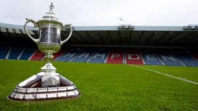 The Scottish Cup Final Will Be Held At Hampden In May