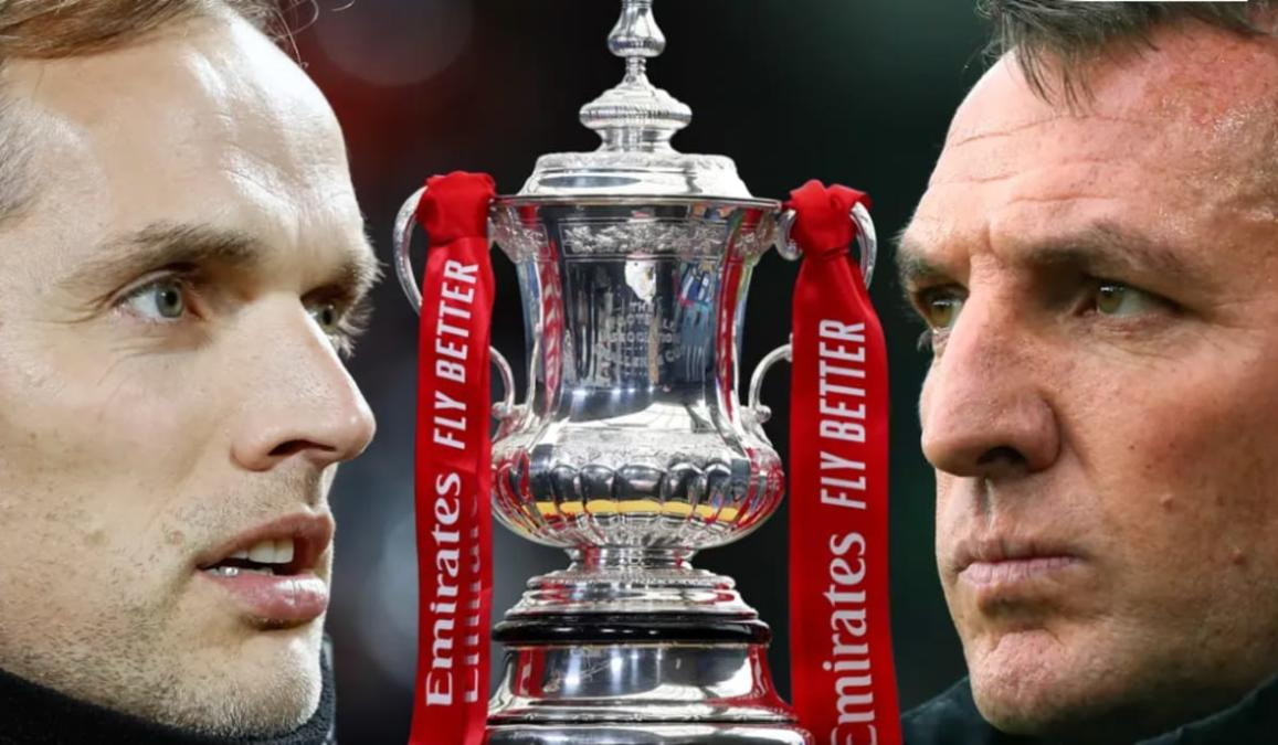 Leicester Vs Chelsea: The Fa Cup Final