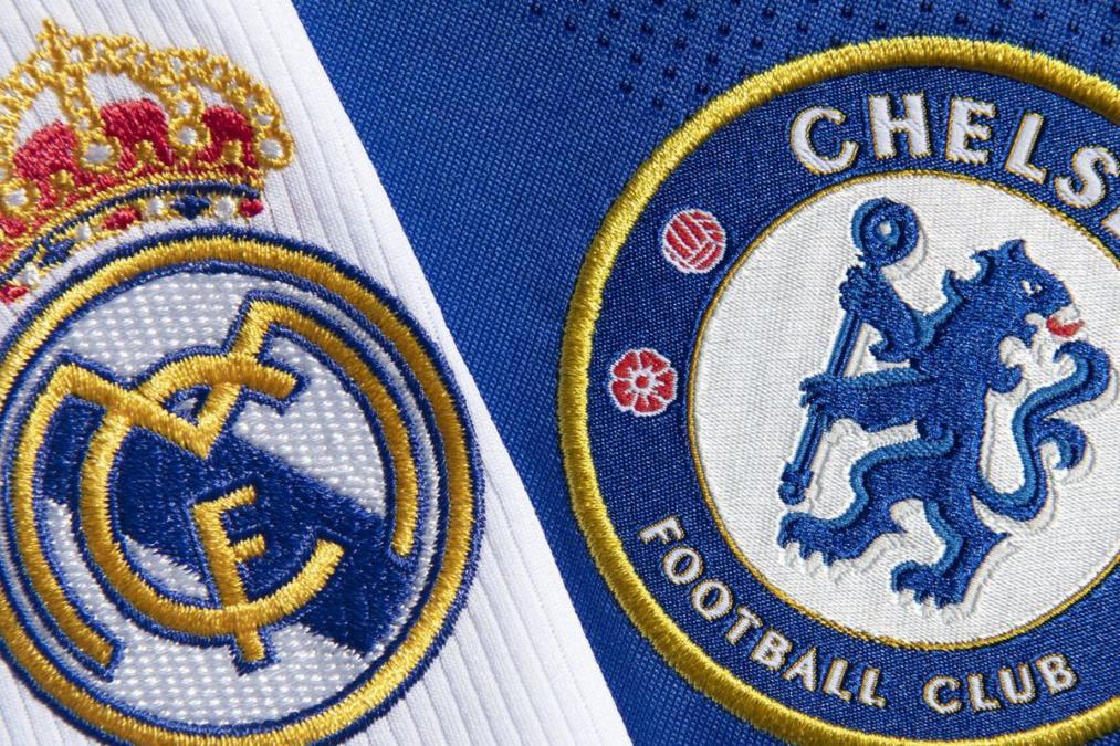 Champions League Semi-Final Chelsea Vs Madrid