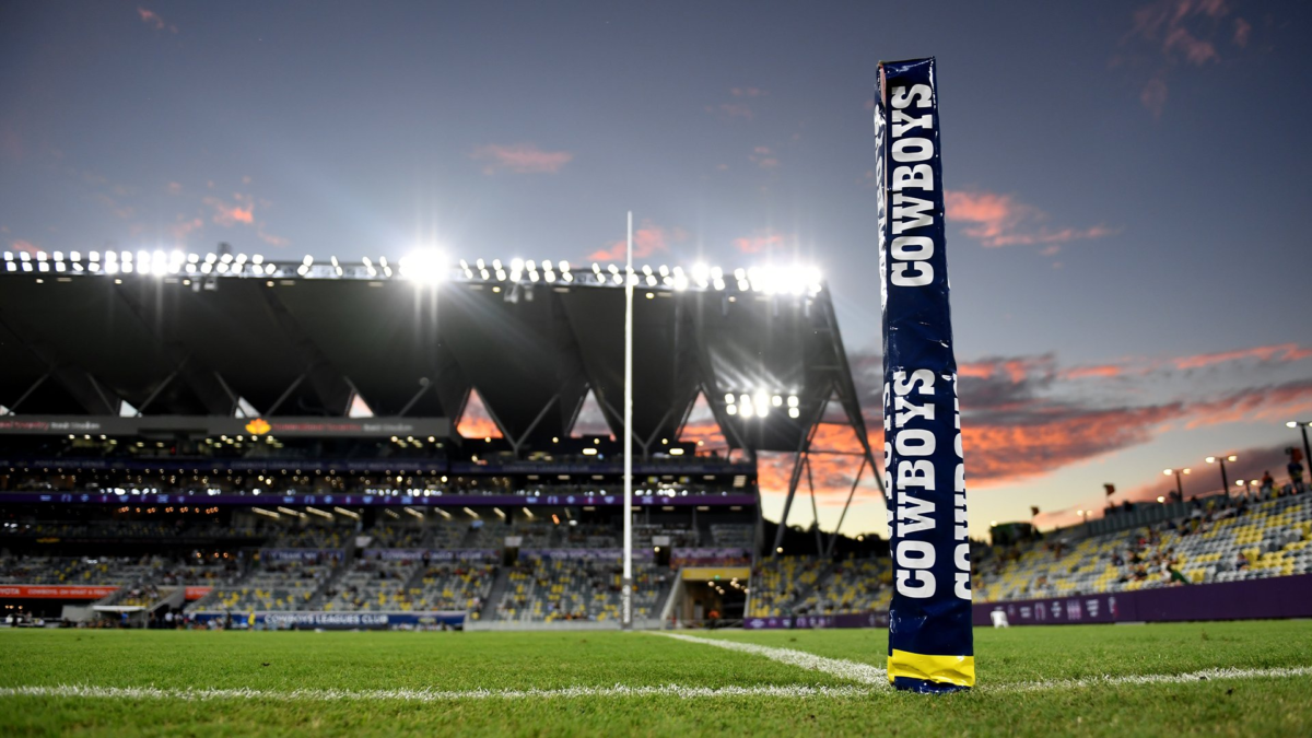 Cowboys Stadium Nrl 2021