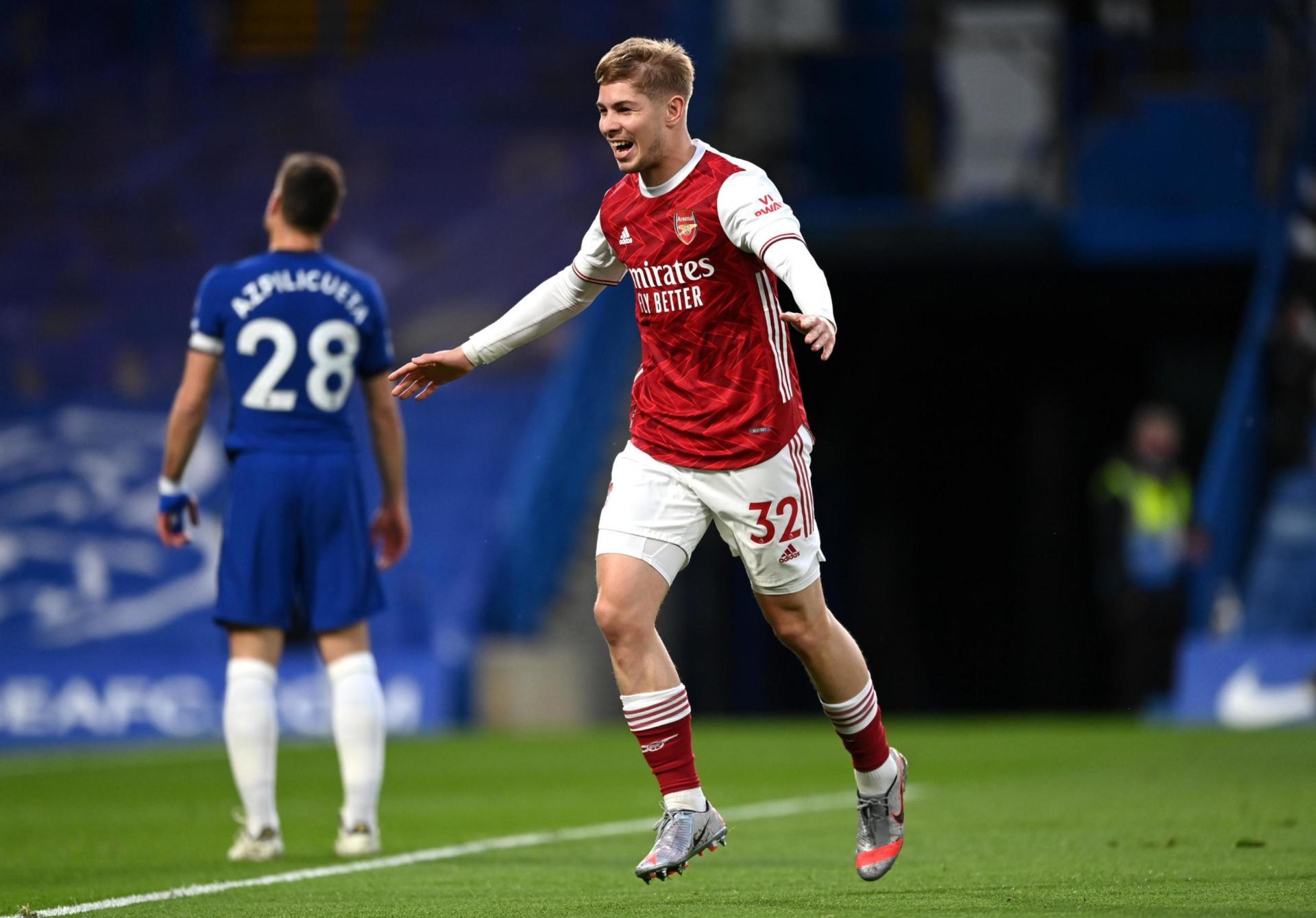 Arsenal defeat Chelsea