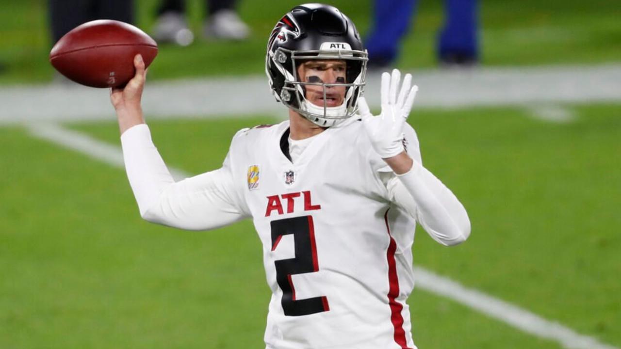 Falcons Clearly Still Believe In Matt Ryan