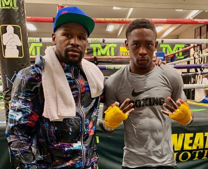 Hot Propsect Keyshawn Davies Stars On The Canelo Vs Saunders Undercard