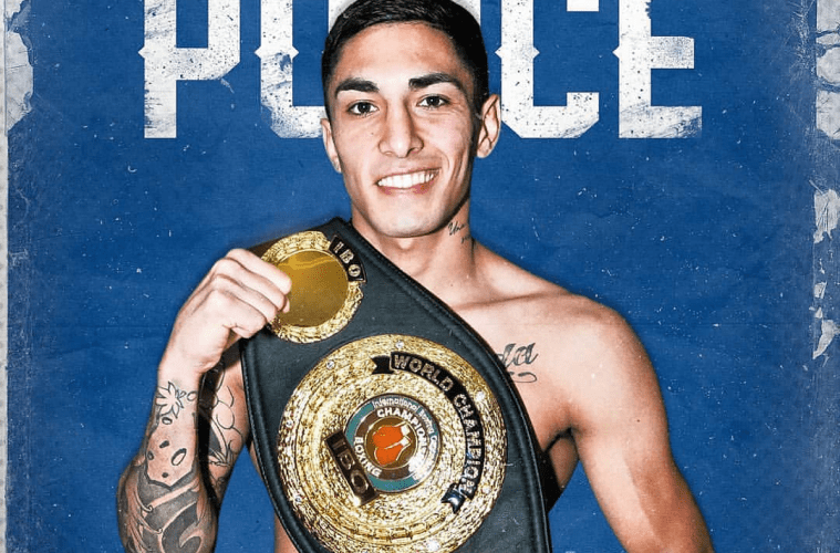 Jermeias Ponce Wins Ibo Lightweight Title In Germany