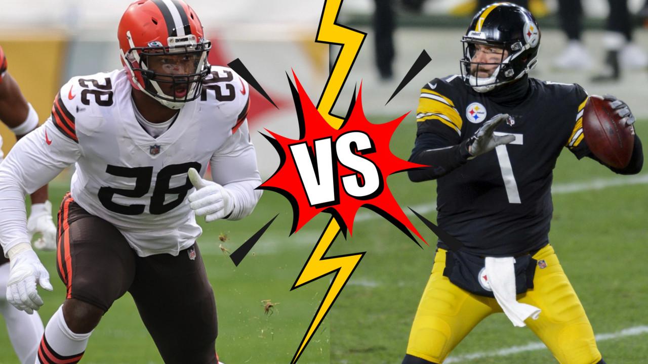 Myles Garrett vs Big Ben