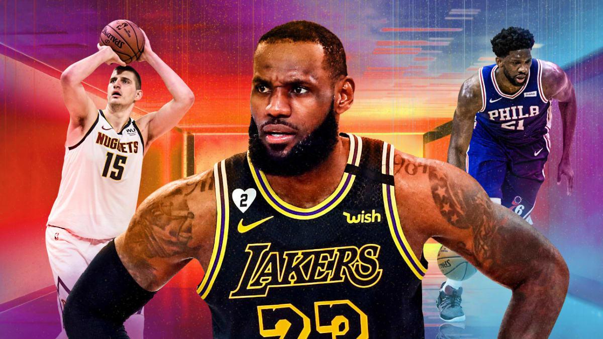 NBA Race