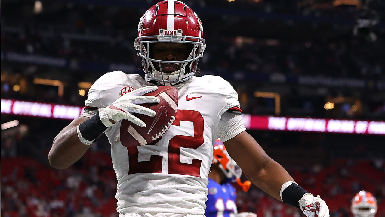 Najee Harris Is A Perfect Fit For The Steelers Backfield