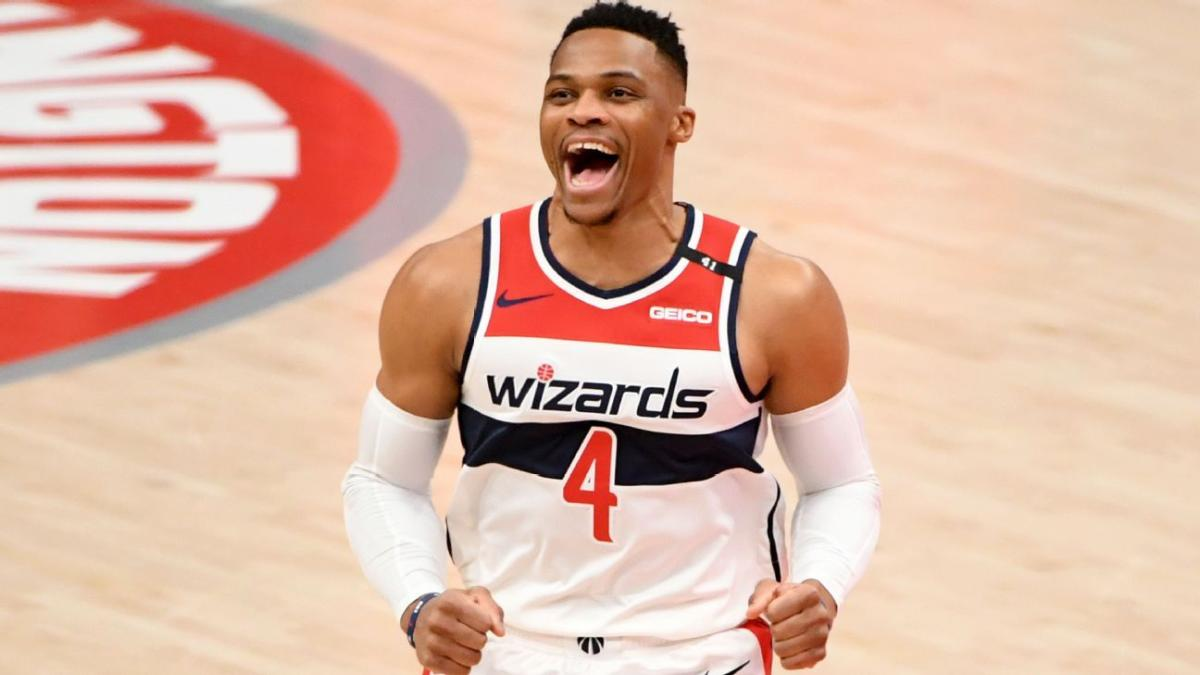 Russell Westbrook proves to the Washington Wizards that he is