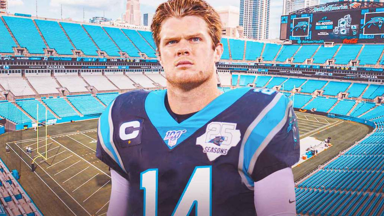 Sam Darnold Looks Forward To Success With The Panthers