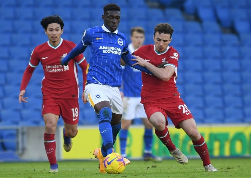 Liverpool In Talks With Yves Bissouma
