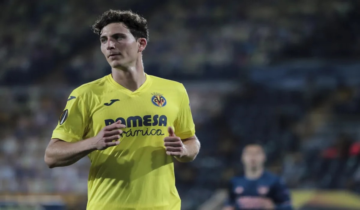Manchester United And Real Madrid Keen On Pau Torres