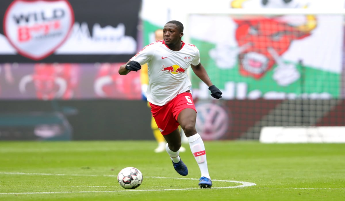 Konate is going to Liverpool confirms Romano