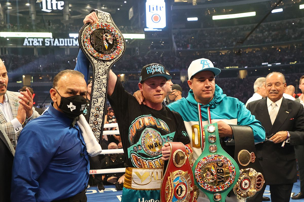 Canelo - The Lb-For-Lb Best Fighter In The World