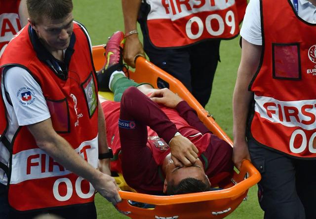 Cr Injured