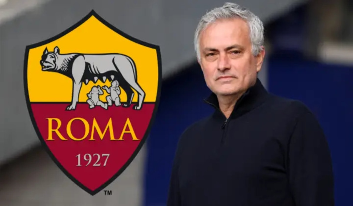 Jose Mourinho appointed as AS Roma manager from next season