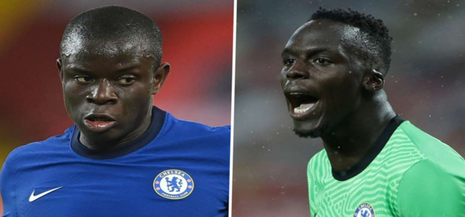 Kante and Edouord Mendy in doubt for Chelsea against Man City in Ucl final