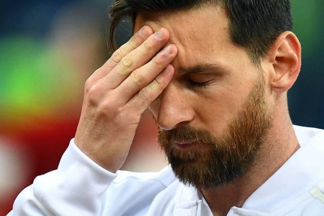 Messi 18