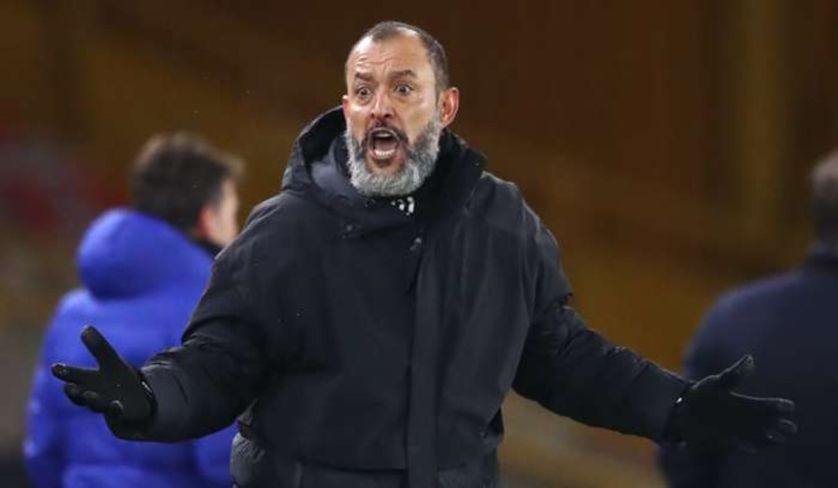 Nuno Espirito Santo To Leave Wolves At The End Of The Season