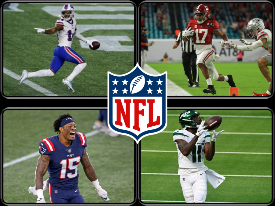 Nfl Diggs, Waddle, Harry And Mims Represent The Best Of The Afc Easts Wide Receivers.