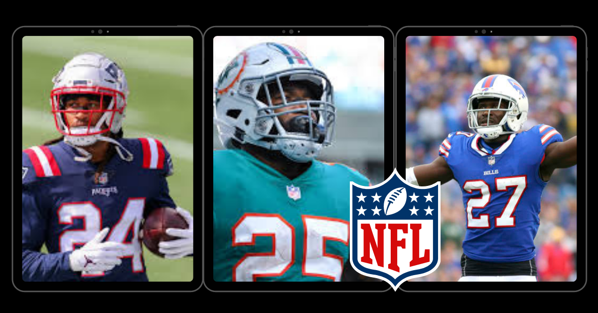 Nfl: Gilmore, Howard And White. The Three Best Afc East Cornerbacks.
