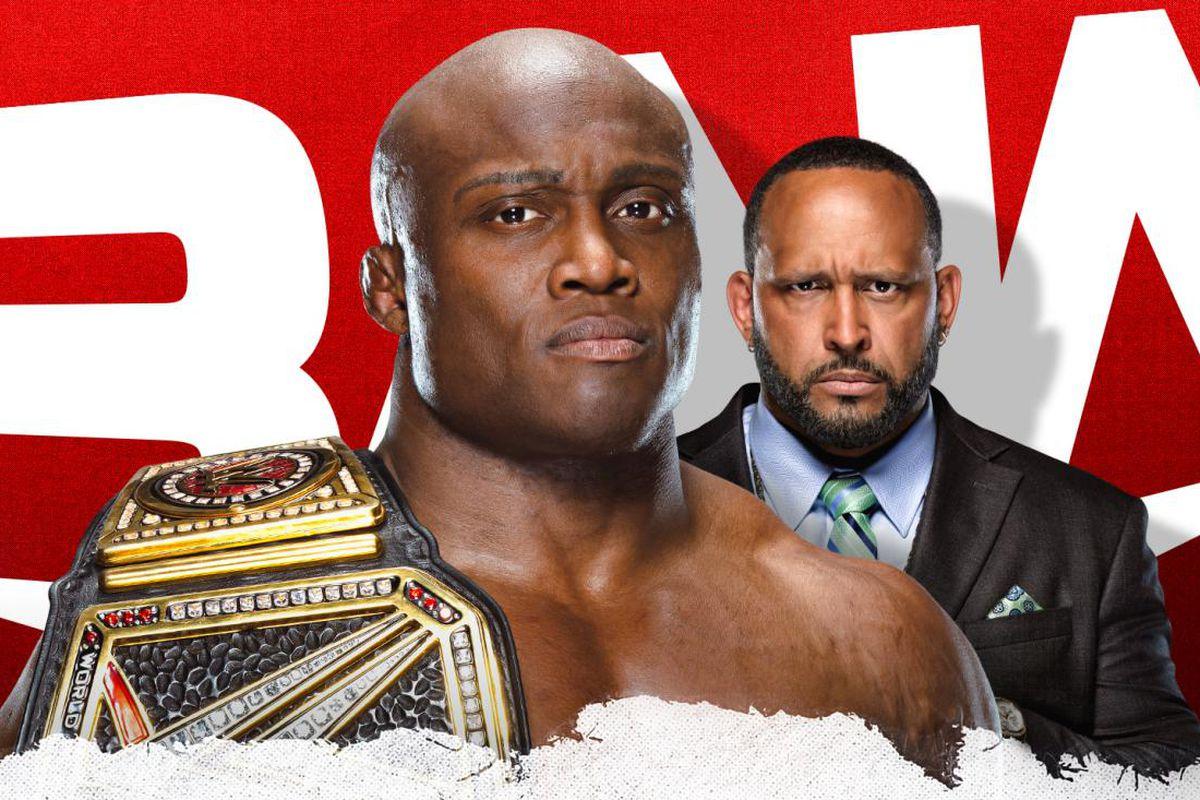 WWE - Monday Night Raw