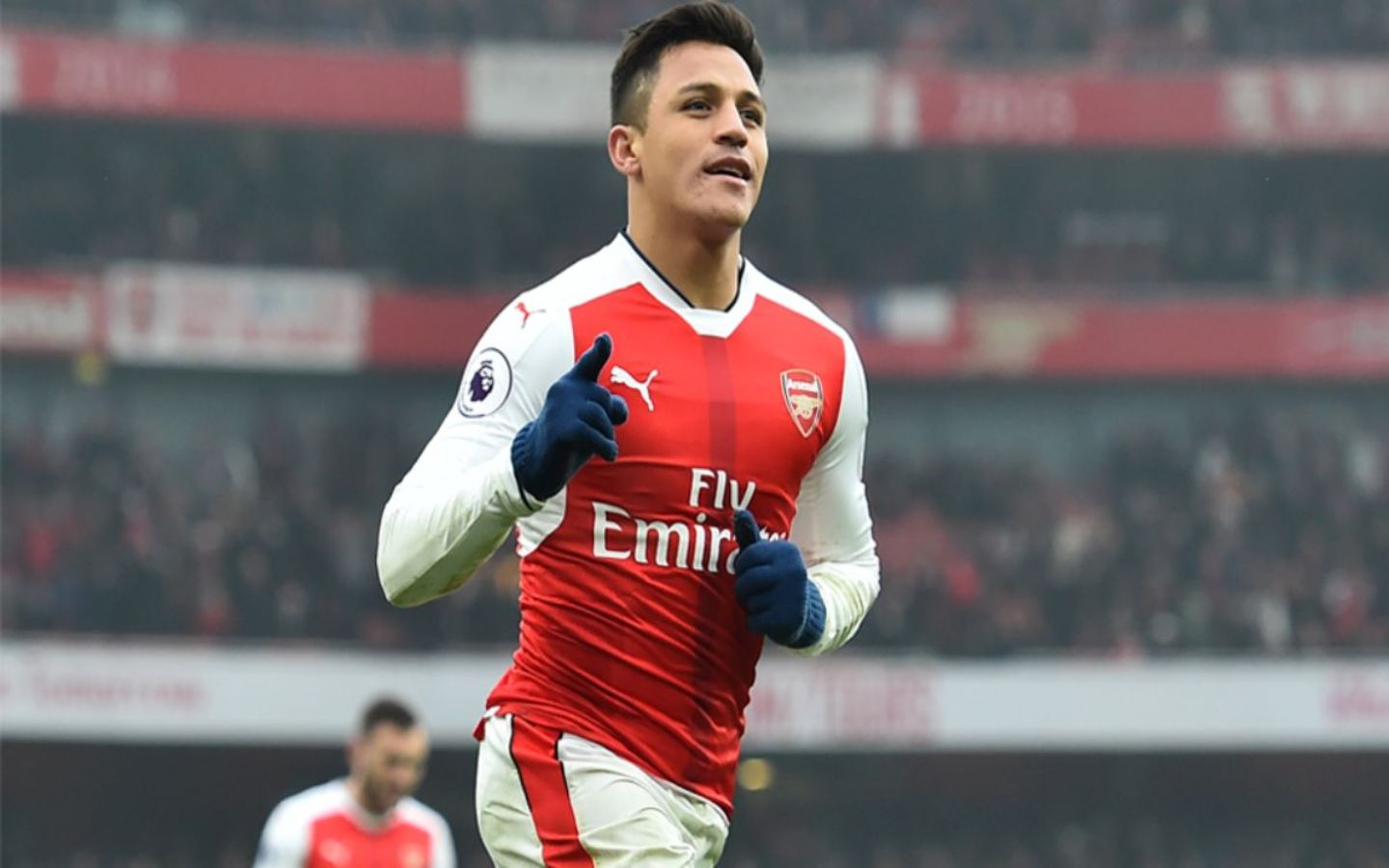 Alexis Sanchez The Chief Creator For Arsenal 1