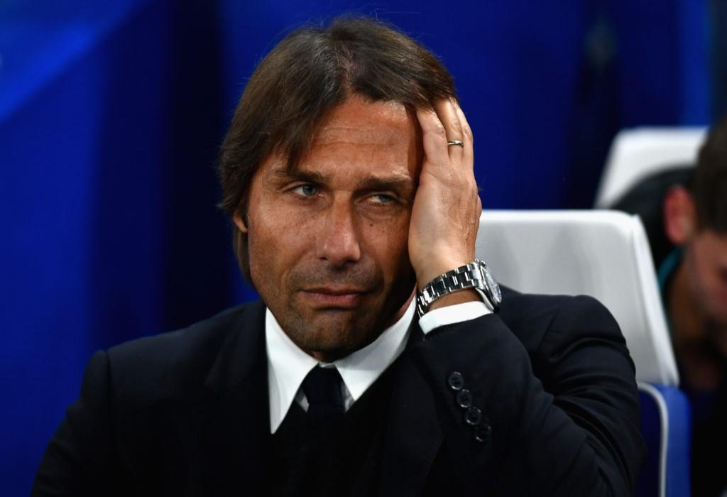 Antonio Conte To Take Tottenham Vacant Managerial Role