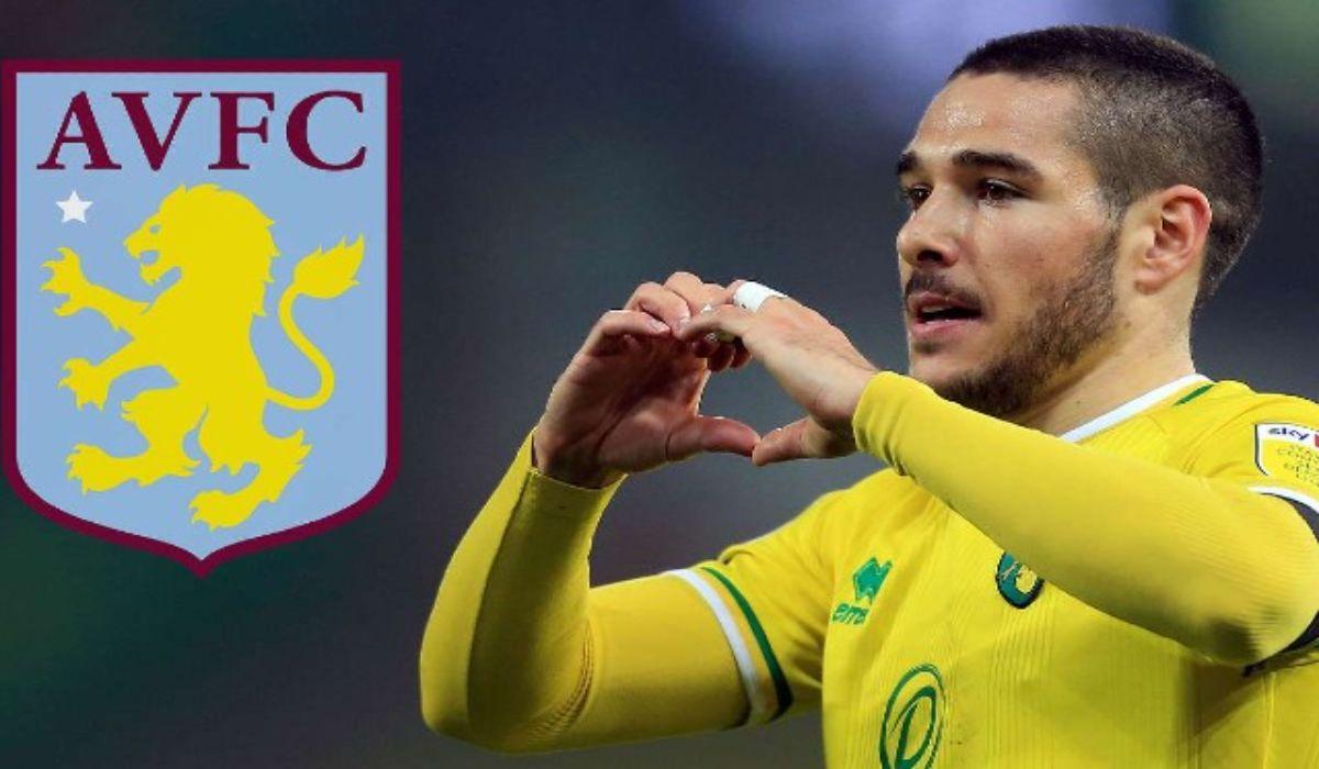 Aston Villa Fc To Sign Emi Buendia From Norwich City