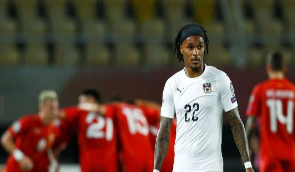 Austrian Wing Back Valentino Lazaro To Miss Through A Thigh Issue