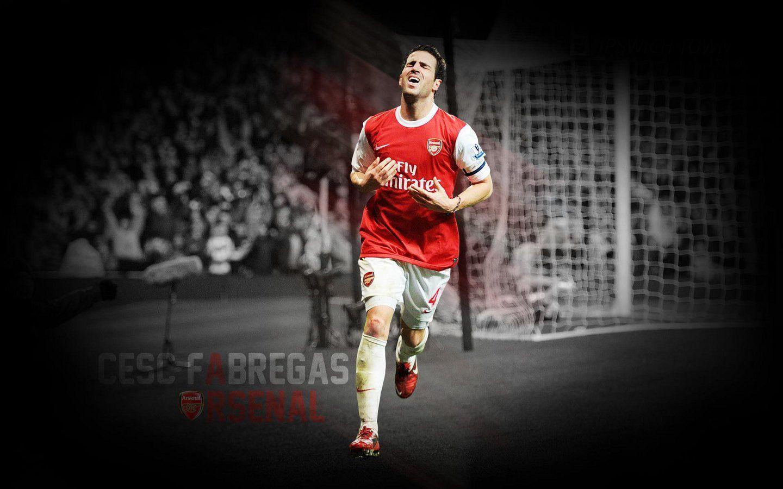 Cesc Fabregas Arsenal Wonderkid 1
