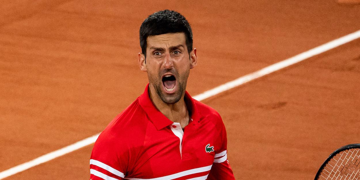 Djokovic wins Roland Garros Source Tennishead
