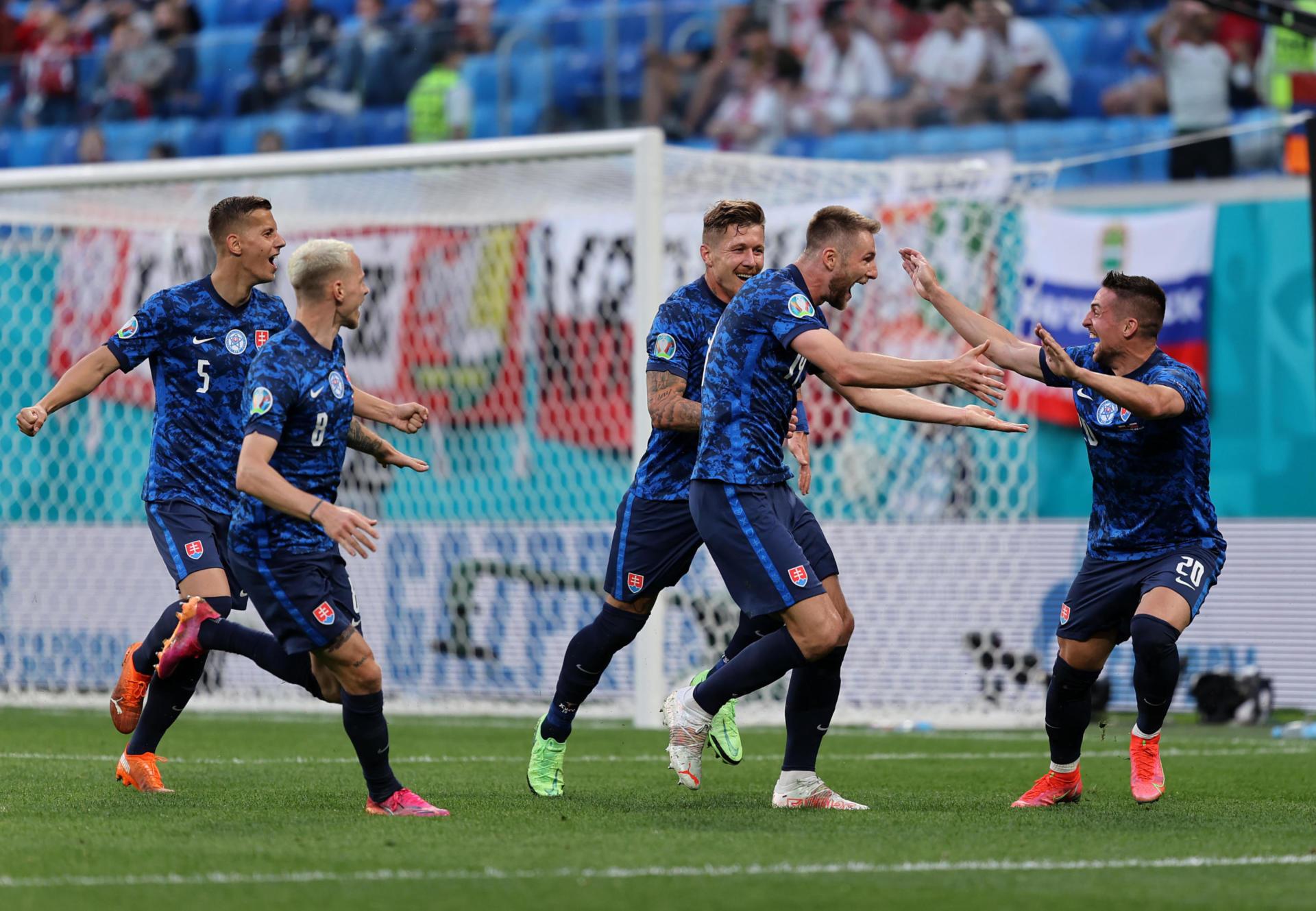 Euro 2020 Slovakia vs Poland