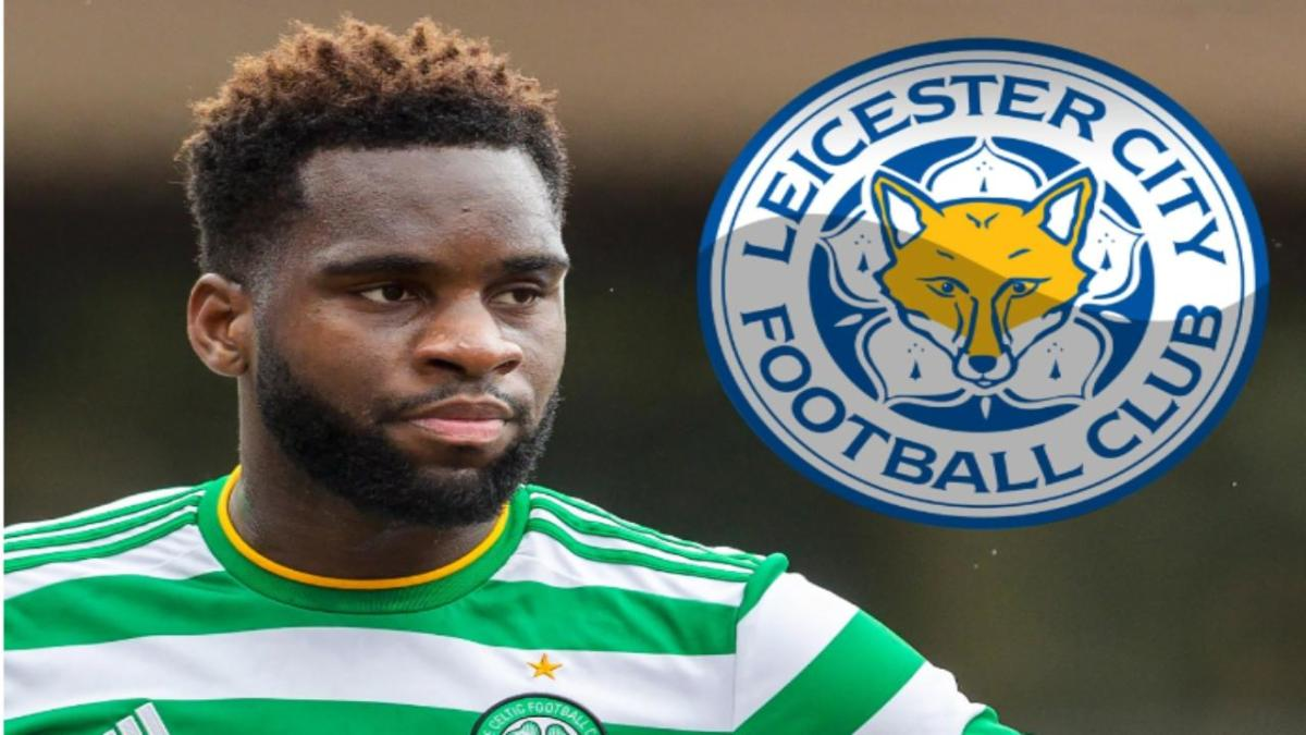 Edouard set to sign for Leicester