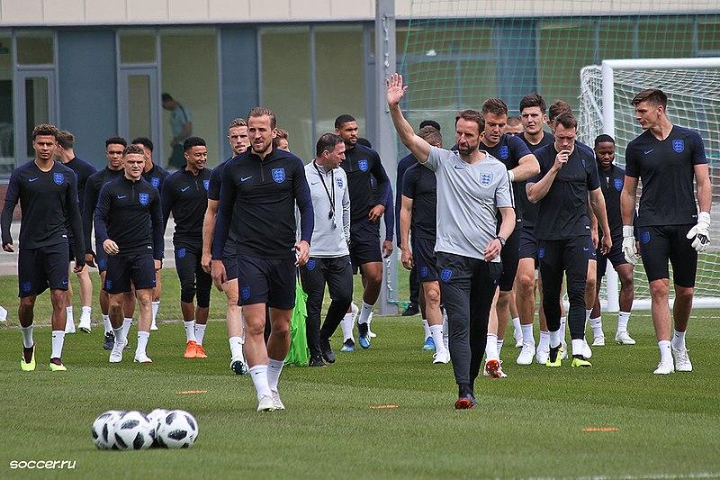England Euros Austria - Gareth Southgate