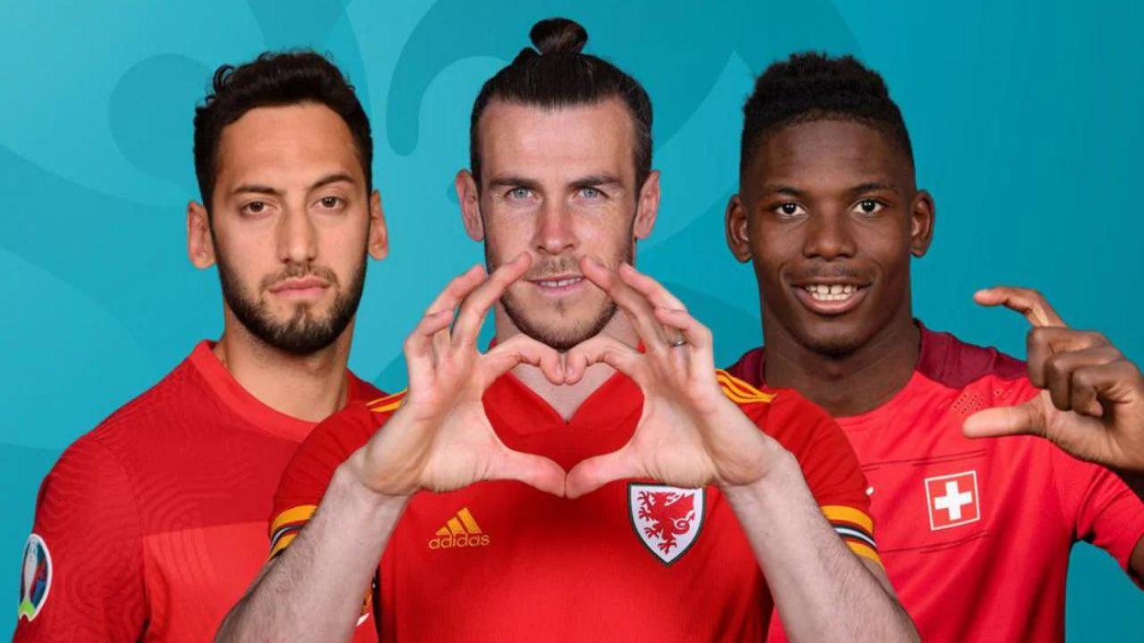 Euro 2020 Group A Italy vs Wales and Switzerland vs Turkey 1