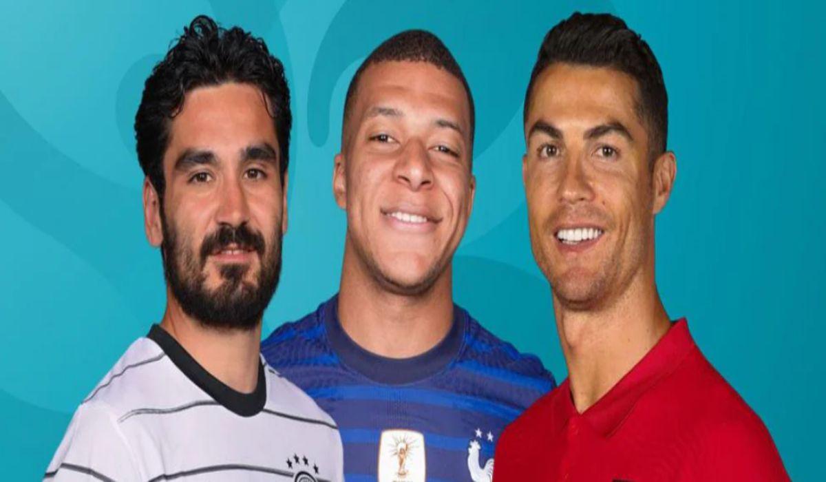 Euro 2020 Group F Germany Vs Hungary Portugal Vs France