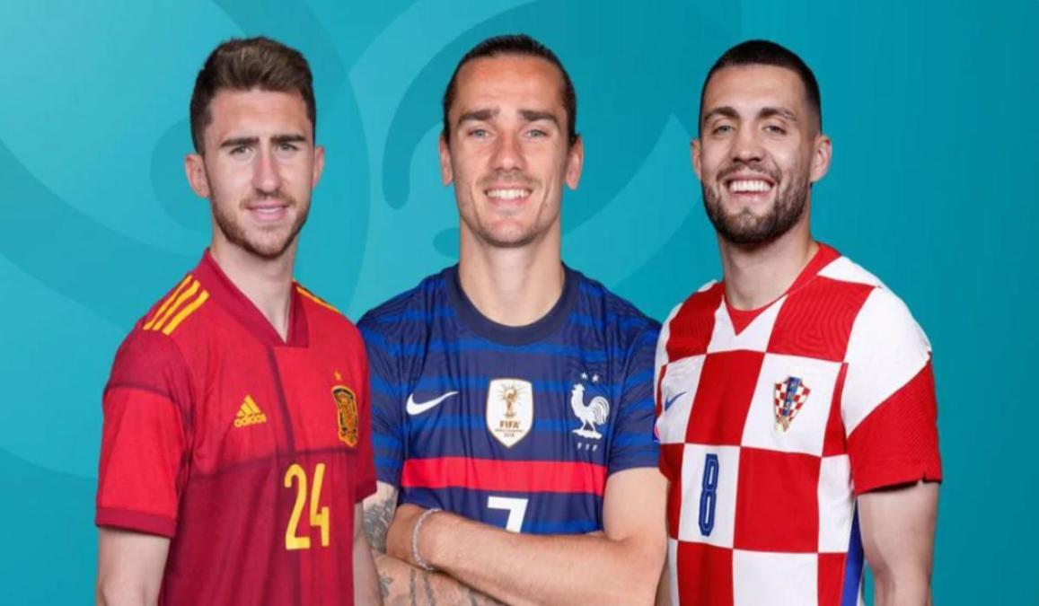 Euro 2020 Round Of 16 Croatia Vs Spain France Vs Switzerland .Jpg